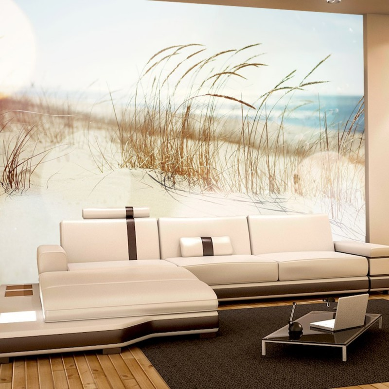 vlies fototapete no 148 strand tapete meer nordsee. Black Bedroom Furniture Sets. Home Design Ideas