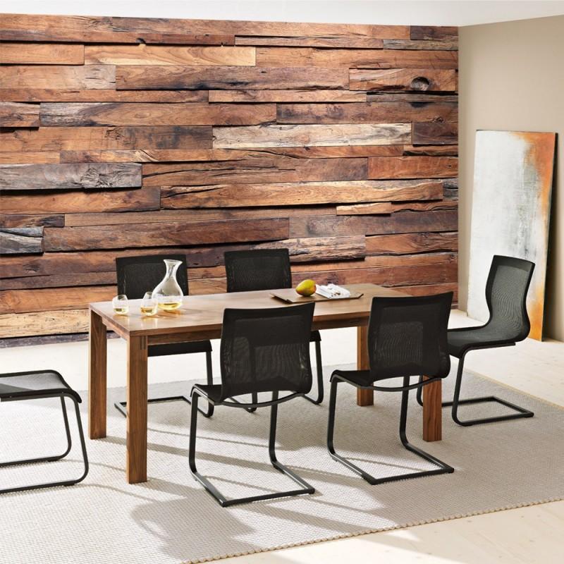 vlies fototapeten vlies fototapete no 174 holz tapete. Black Bedroom Furniture Sets. Home Design Ideas