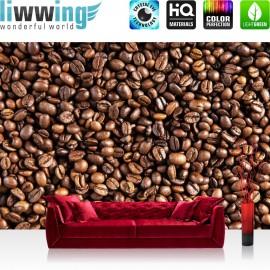 PREMIUM Fototapete - no. 176 | Kaffee Kaffeebohnen Braun Aromatisch
