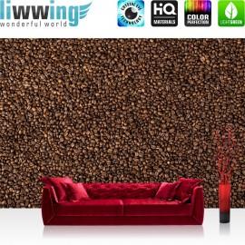 PREMIUM Fototapete - no. 177 | Kaffee Kaffeebohnen Braun Aromatisch