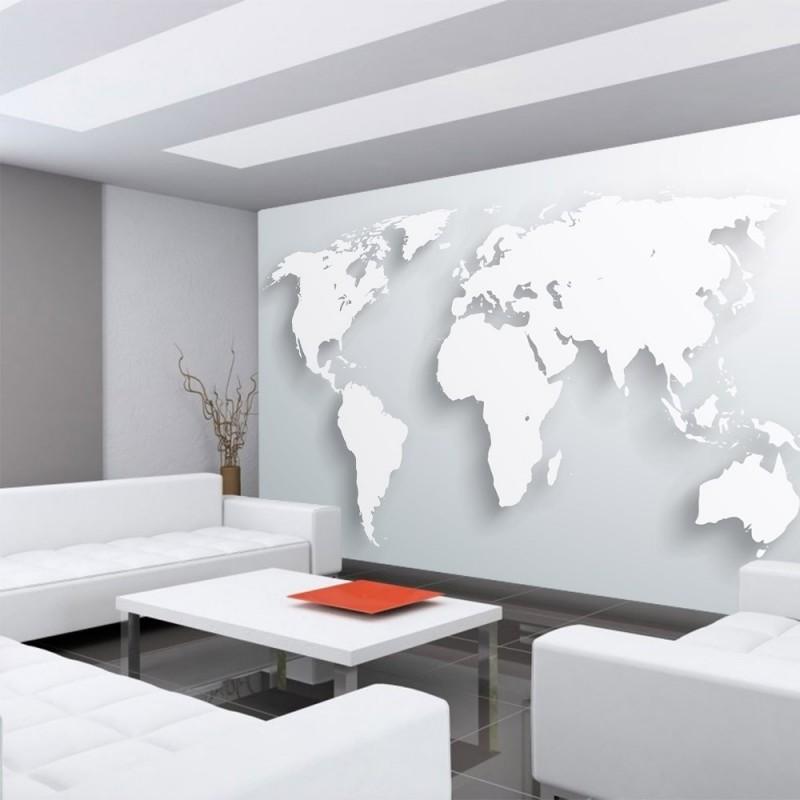 weltkarte wandabziehbild m belideen. Black Bedroom Furniture Sets. Home Design Ideas