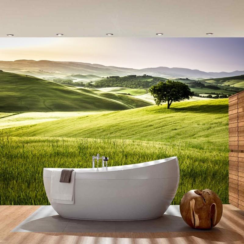 fototapete 3d natur. Black Bedroom Furniture Sets. Home Design Ideas