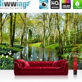 vlies fototapete mit 3d motiv liwwing r by ennkii. Black Bedroom Furniture Sets. Home Design Ideas