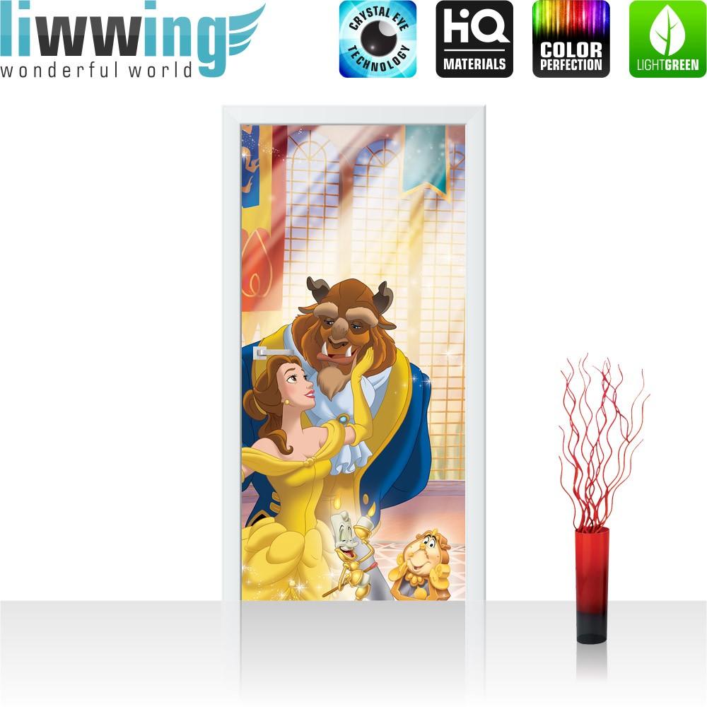 liwwing (R) Marken Vlies Tür Fototapete \