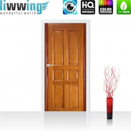 Tür Fototapete ''no. 4270''   91x211cm   Sonstiges Tür, Holz, Alt, Antik   liwwing (R)