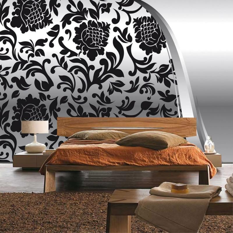 stunning fototapete wohnzimmer schwarz weiss ideas