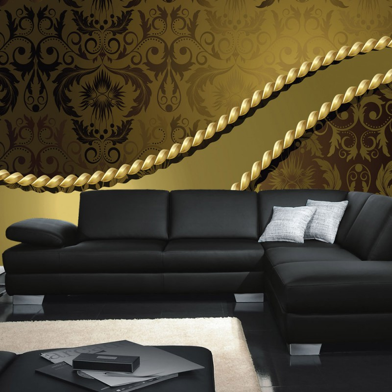 vlies fototapete no 276 ornamente tapete seil barock. Black Bedroom Furniture Sets. Home Design Ideas
