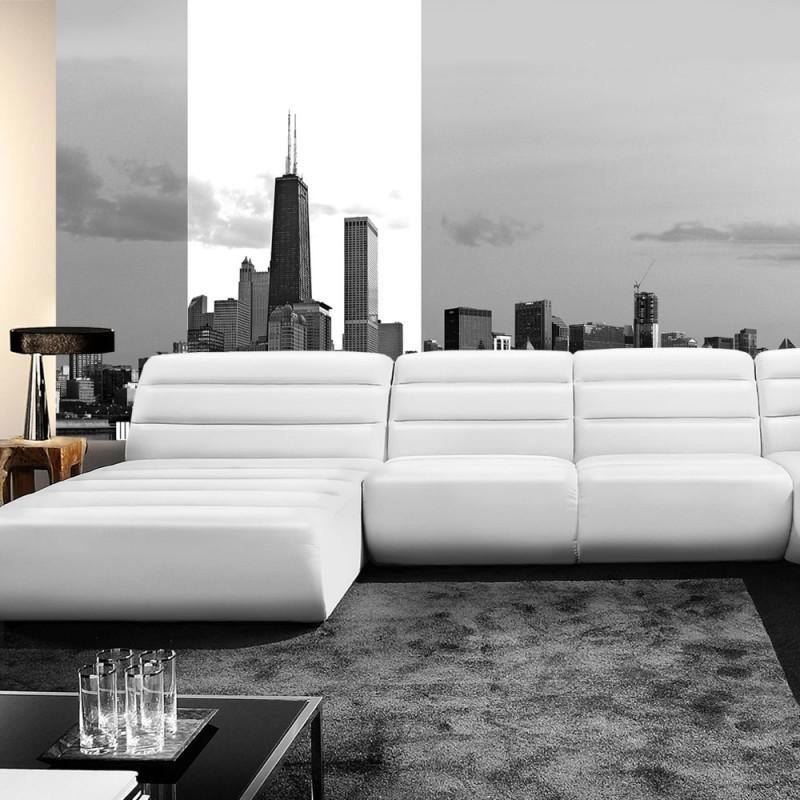 vlies fototapete no 281 new york tapete chicago las. Black Bedroom Furniture Sets. Home Design Ideas