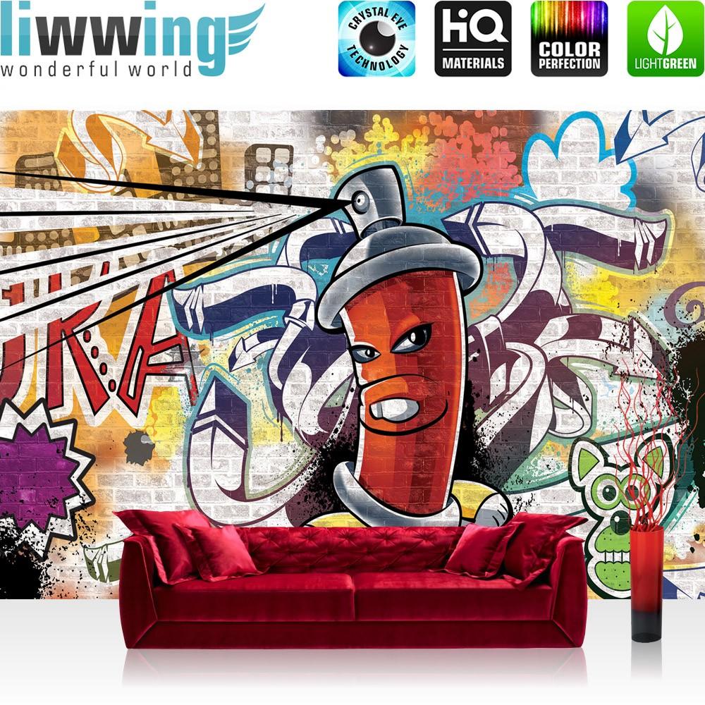 Graffiti - liwwing (R) by ennKii