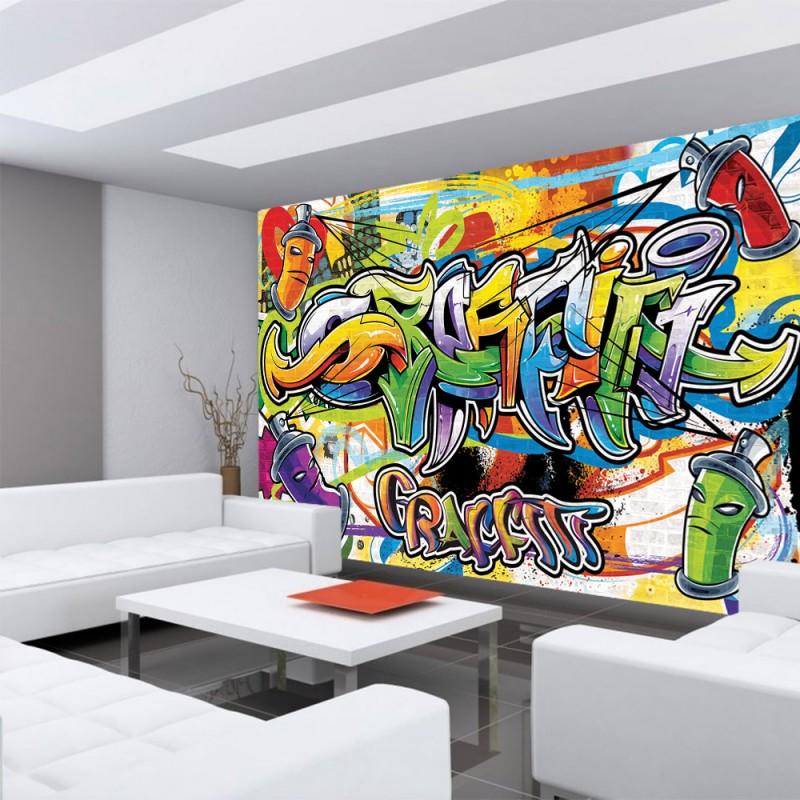 Graffiti tapete jugendzimmer suchergebnis auf f r for Graffiti jugendzimmer