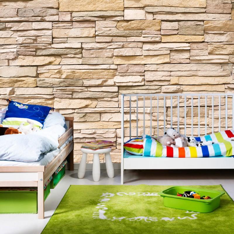 steinwand wohnzimmer beige steinwand f r wohnzimmer