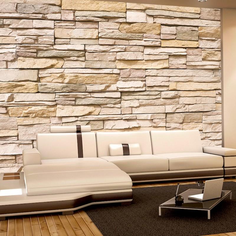 fototapete steine 3d ihr traumhaus ideen. Black Bedroom Furniture Sets. Home Design Ideas