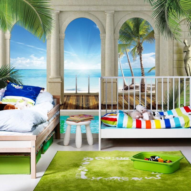Schlafzimmer Blau Grun ~ Wohndesign und Inneneinrichtung