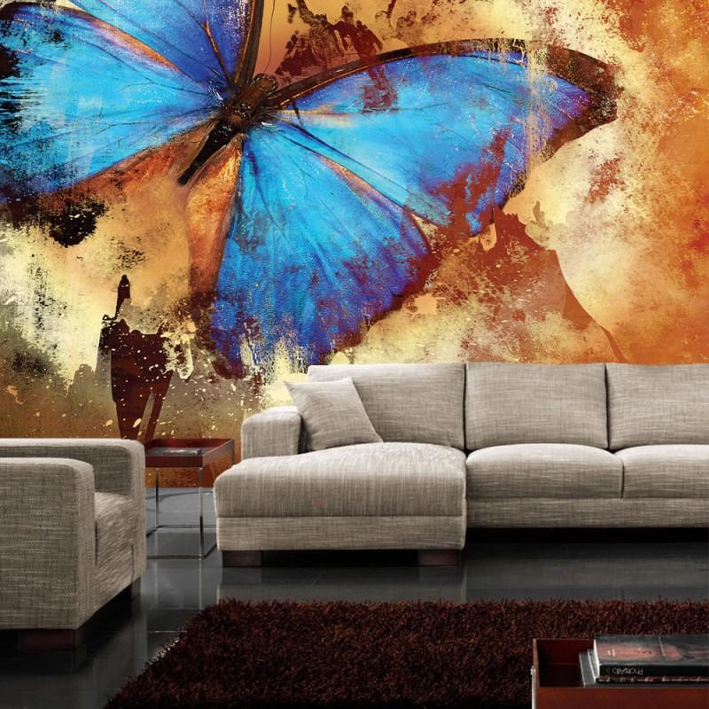 vlies fototapete no 536 kunst tapete abstrakt. Black Bedroom Furniture Sets. Home Design Ideas