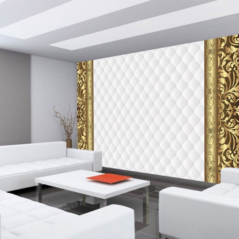 vlies fototapete no 543 ornamente tapete abstrakt. Black Bedroom Furniture Sets. Home Design Ideas