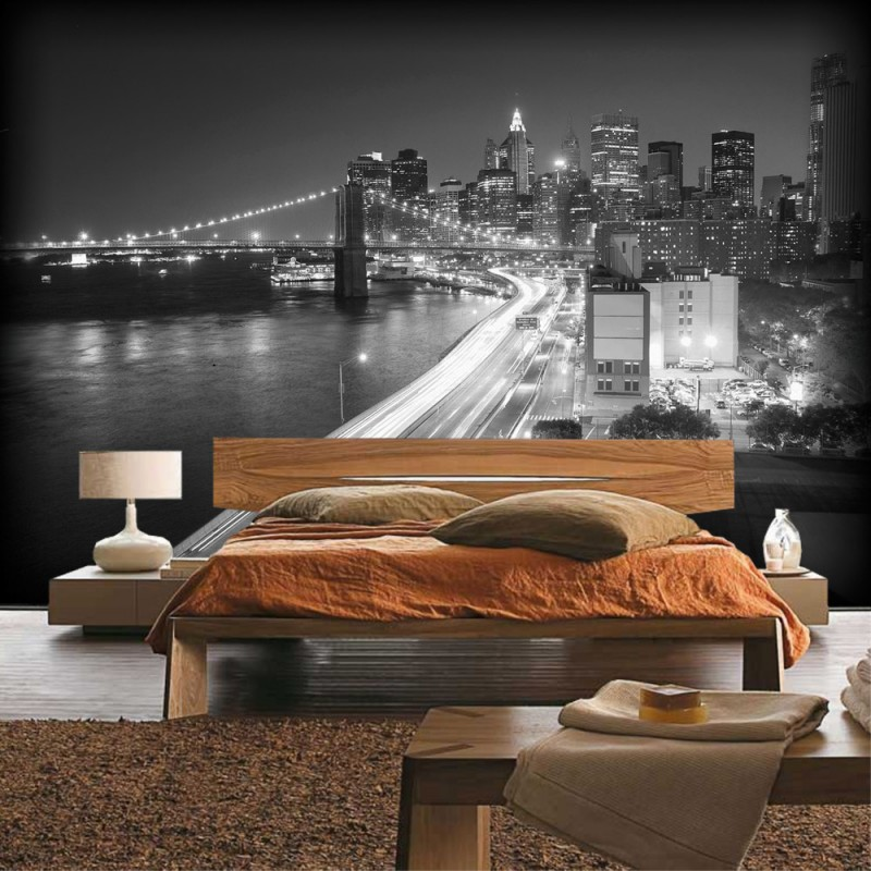 vlies fototapete no 553 skylines tapete skyline. Black Bedroom Furniture Sets. Home Design Ideas
