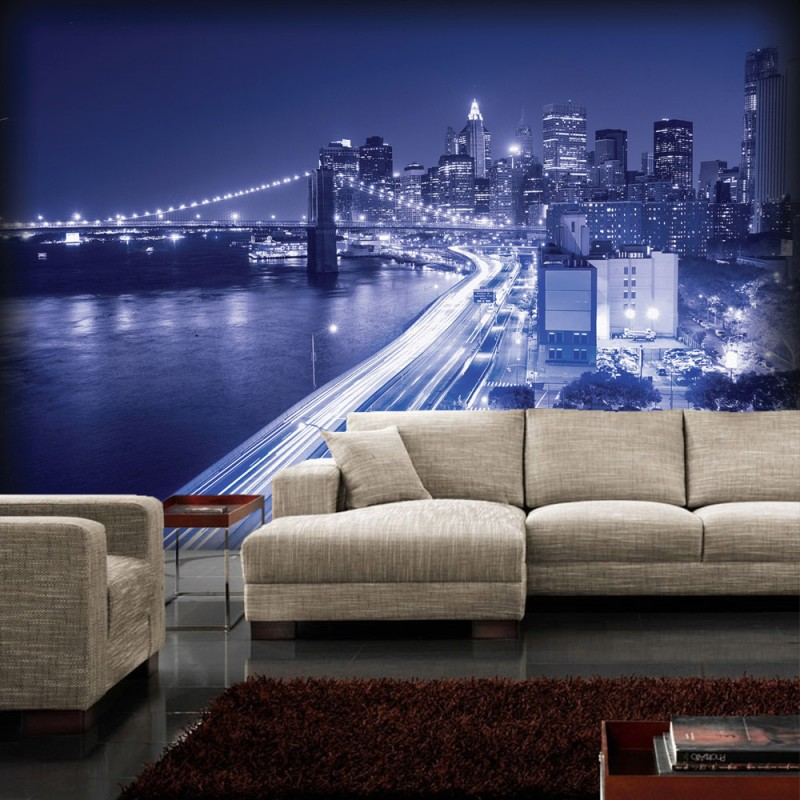 vlies fototapete no 561 skylines tapete skyline. Black Bedroom Furniture Sets. Home Design Ideas