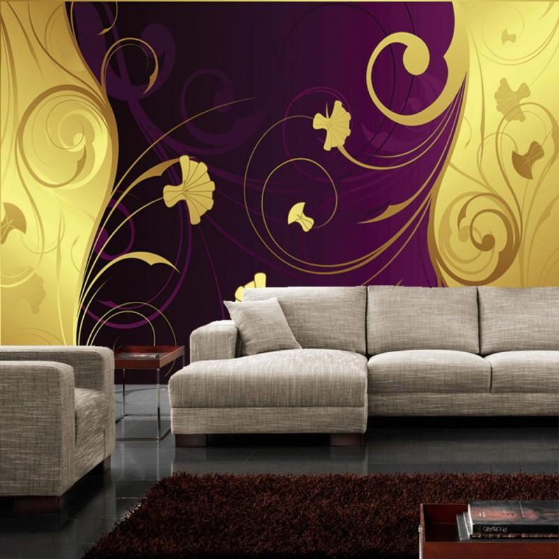 vlies fototapete no 563 ornamente tapete ornamente. Black Bedroom Furniture Sets. Home Design Ideas