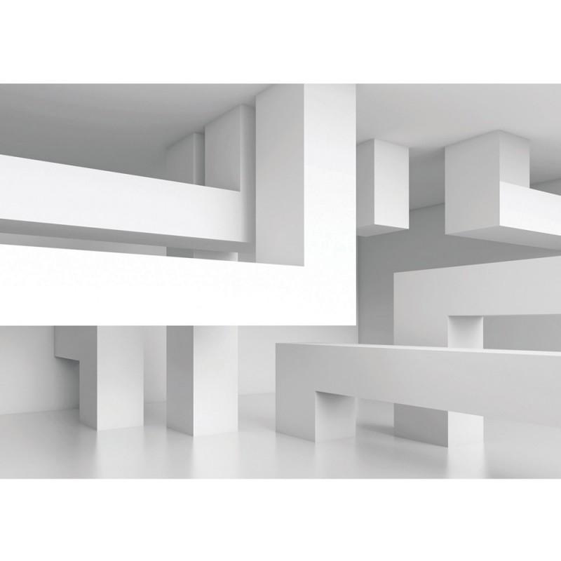 vlies fototapete no 591 kunst tapete abstrakt linien. Black Bedroom Furniture Sets. Home Design Ideas