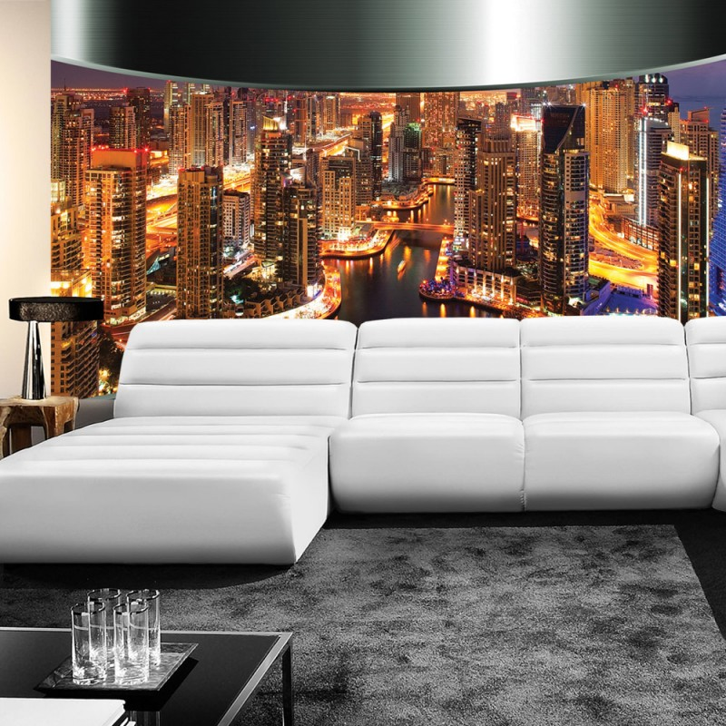 vlies fototapete no 630 skylines tapete skyline. Black Bedroom Furniture Sets. Home Design Ideas