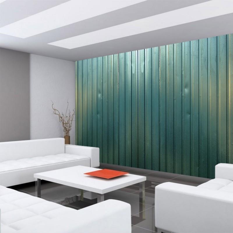 Fototapete wohnzimmer grun for Wanddesign wohnzimmer