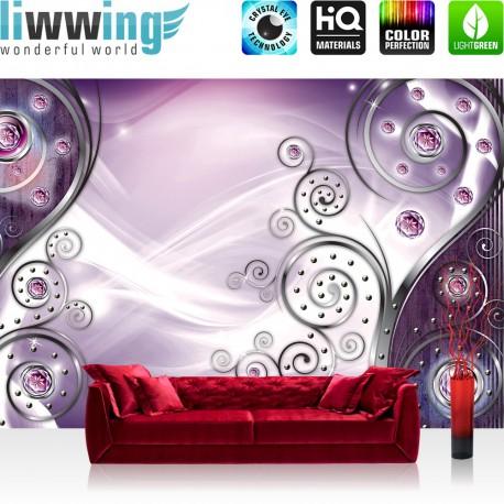 vlies fototapete no 802 3d tapete abstrakt streifen. Black Bedroom Furniture Sets. Home Design Ideas