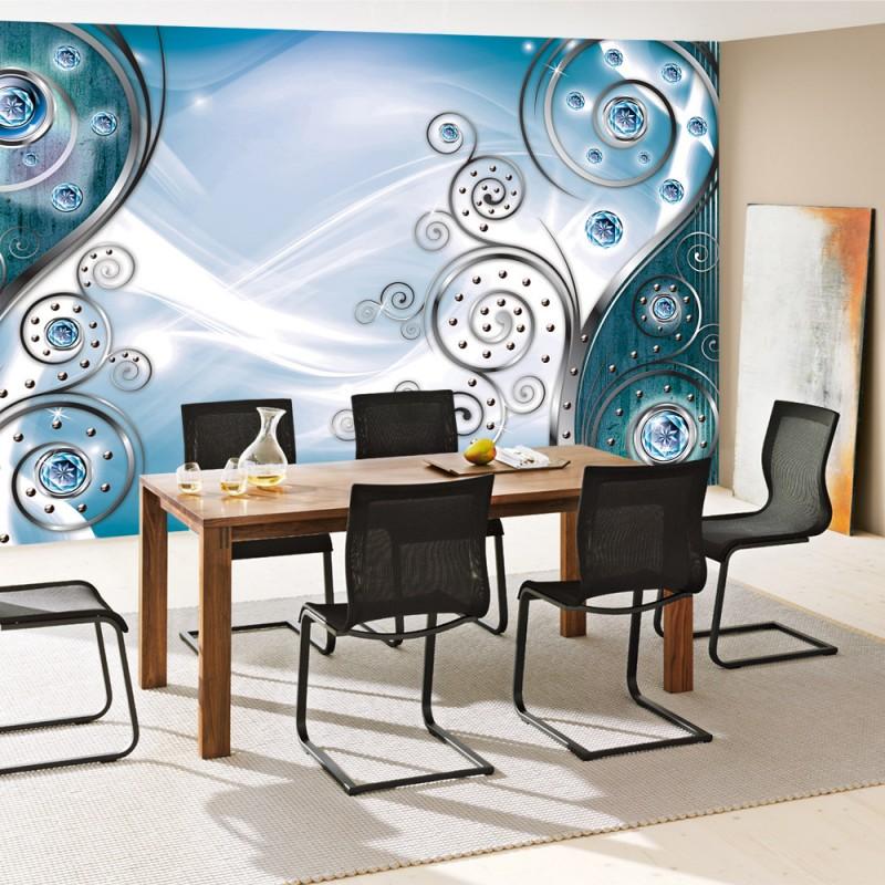 hintergrundbilder abstrakt blau streifen - photo #22