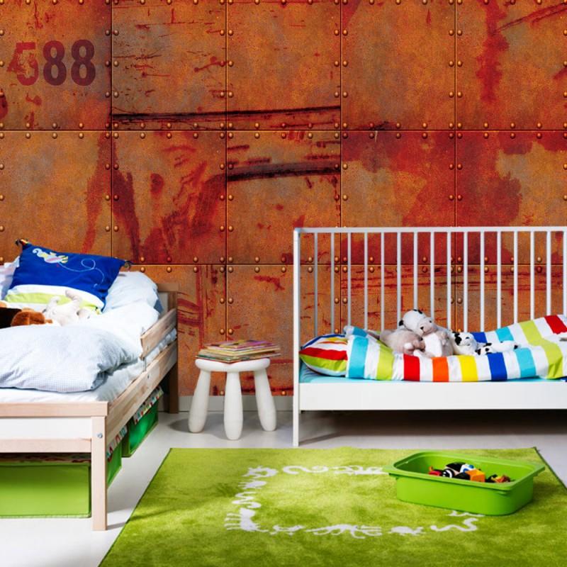 vlies-fototapete-no-826-3d-tapete-abstrakt-wand-platten-zahlen-rost-nieten-design-3d-rot.jpg