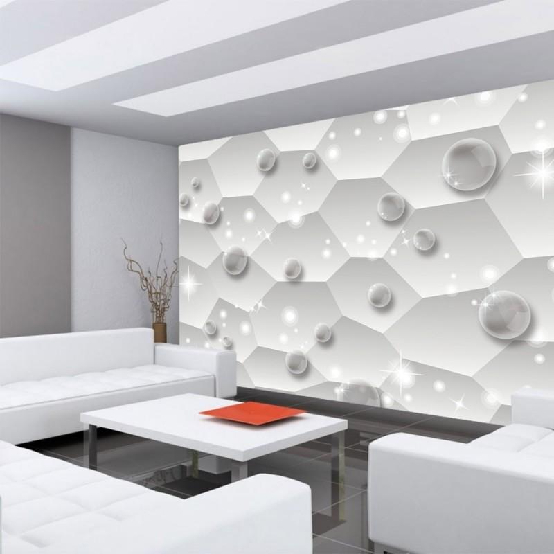 vlies fototapete no 968 kunst tapete abstrakt. Black Bedroom Furniture Sets. Home Design Ideas