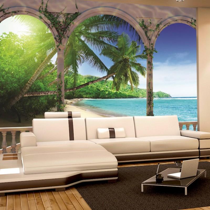 vlies fototapete no 1194 vliestapete liwwing r meer. Black Bedroom Furniture Sets. Home Design Ideas