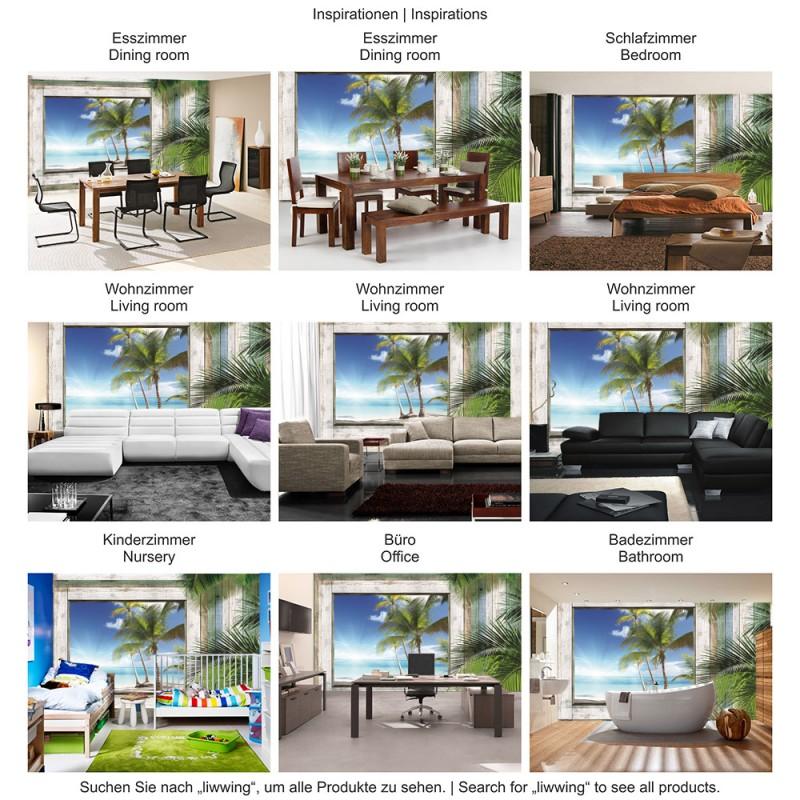 vlies fototapete no 1321 vliestapete liwwing r meer. Black Bedroom Furniture Sets. Home Design Ideas