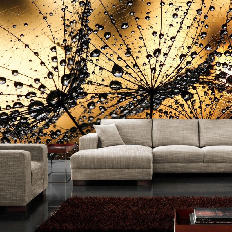 Tapete pusteblume die neuesten innenarchitekturideen for Bauhaus 3d tapete