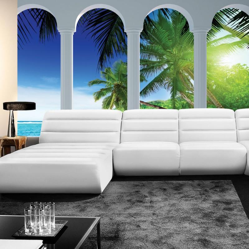 vlies fototapete no 1363 vliestapete liwwing r strand. Black Bedroom Furniture Sets. Home Design Ideas