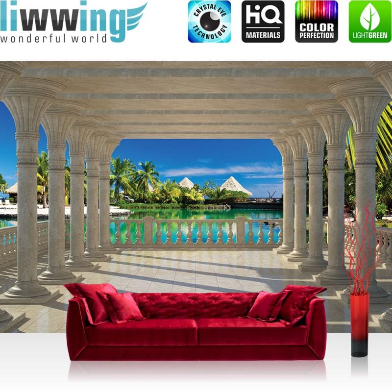 vlies fototapete no 1471 vliestapete liwwing r meer. Black Bedroom Furniture Sets. Home Design Ideas