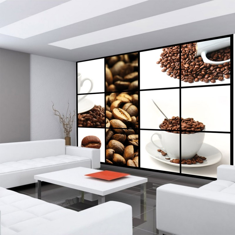 vlies fototapete no 1587 vliestapete liwwing r kaffee. Black Bedroom Furniture Sets. Home Design Ideas