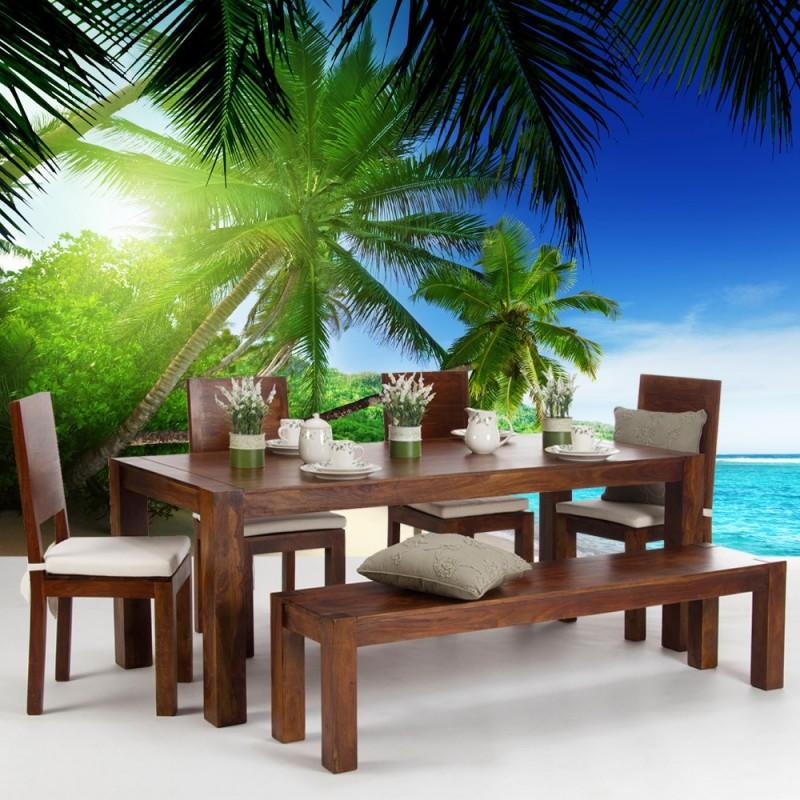 5 | Paradise Beach | Strand Meer Palmen Beach 3D Ozean · PREMIUM Fototapete  ...