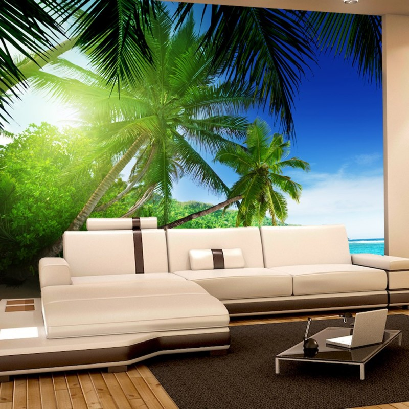 Palmen Tapete pin paradise strand kos photo on