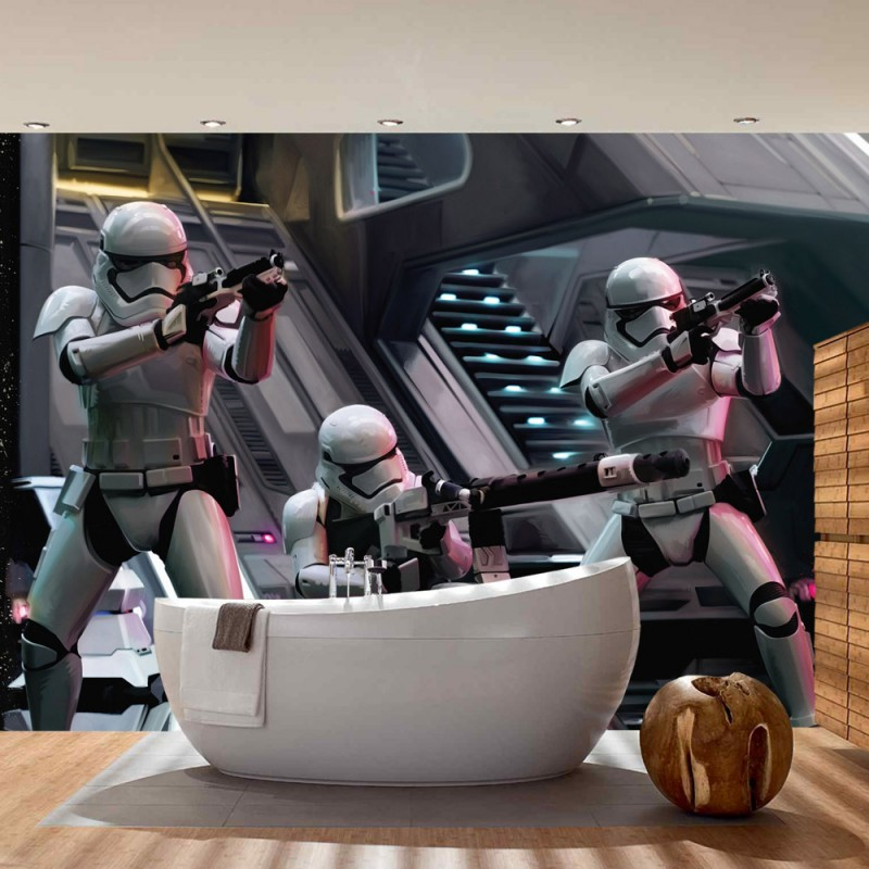 Vlies fototapete no 1748 jungen tapete star wars for Star wars tapete kinderzimmer