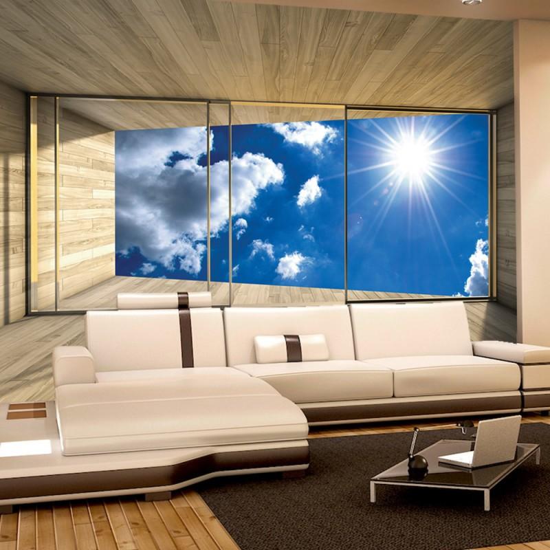 vlies fototapete no 1767 vliestapete liwwing r himmel. Black Bedroom Furniture Sets. Home Design Ideas