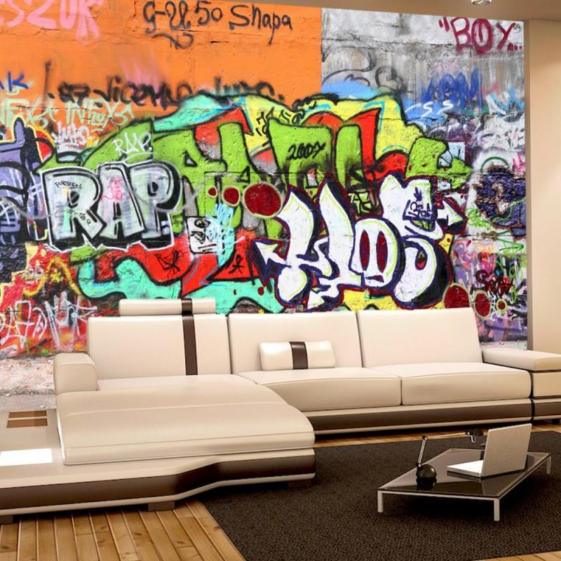 gro z gig graffiti kinderzimmer sprayer ideen die. Black Bedroom Furniture Sets. Home Design Ideas