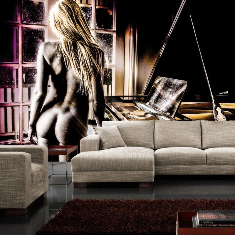 vlies fototapete no 2071 vliestapete liwwing r erotik. Black Bedroom Furniture Sets. Home Design Ideas