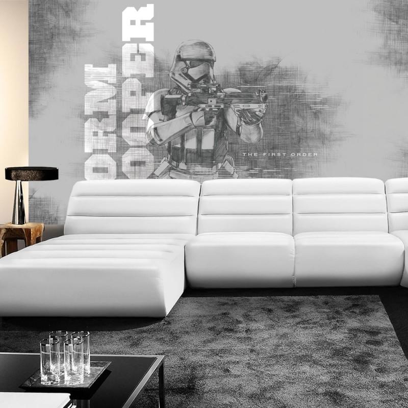 fototapete star wars finest fototapete no vlies tapete star wars weltall raumschiffe motiv with. Black Bedroom Furniture Sets. Home Design Ideas