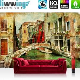 PREMIUM Fototapete - no. 55 | Great Venice | Venedig Kanal Italien