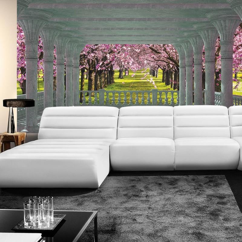 vlies fototapete no 2354 vliestapete liwwing r wald. Black Bedroom Furniture Sets. Home Design Ideas