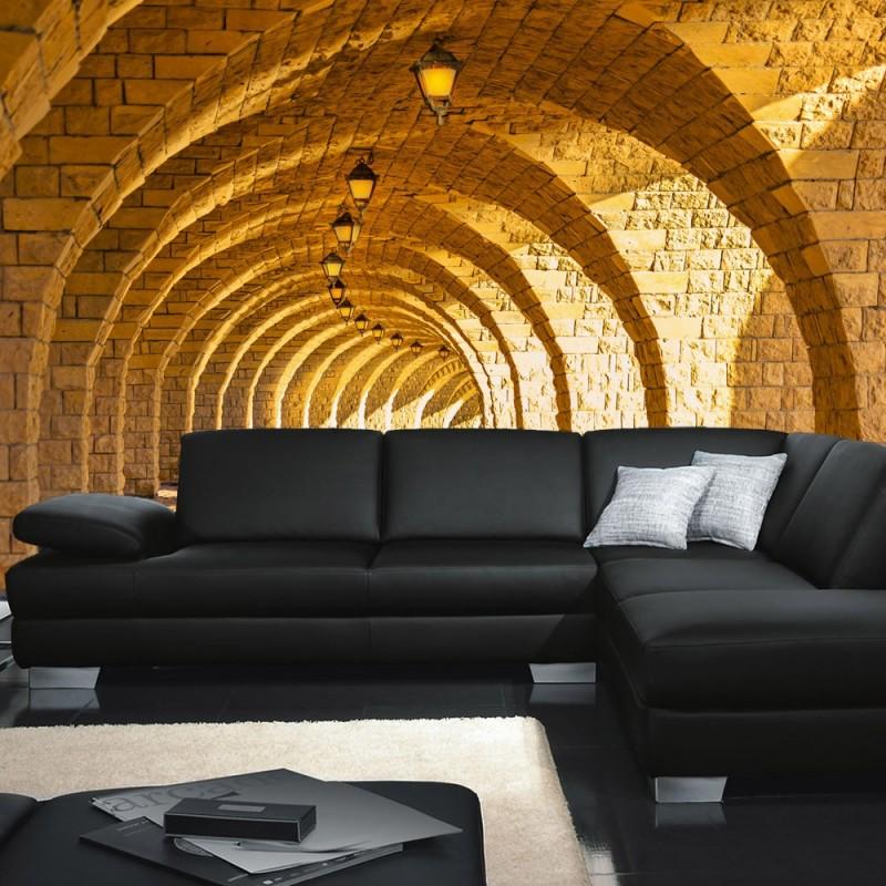 Selbstklebende Tapete Steinwand : Fototapete Sandstein Steinwand Wall Of Sandstones 400×280 Cm Pictures