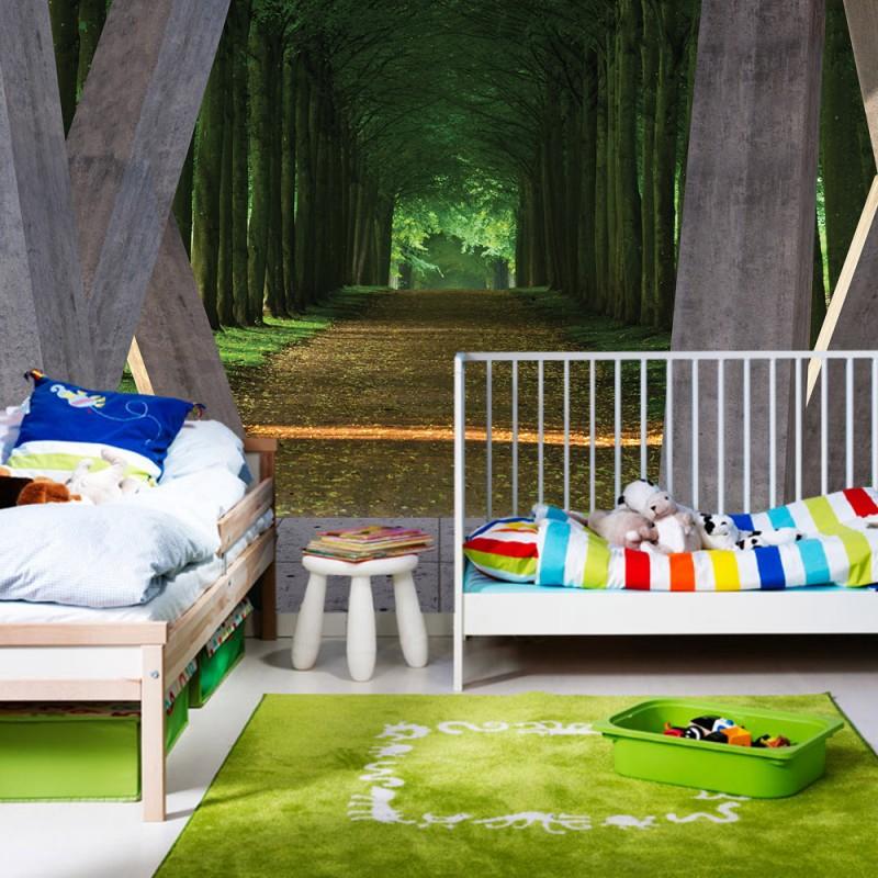 vlies fototapete no 2432 vliestapete liwwing r. Black Bedroom Furniture Sets. Home Design Ideas