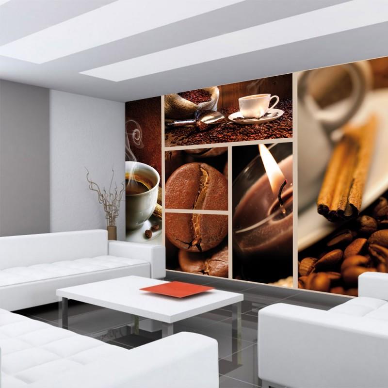 vlies fototapete no 2492 vliestapete liwwing r kaffee. Black Bedroom Furniture Sets. Home Design Ideas
