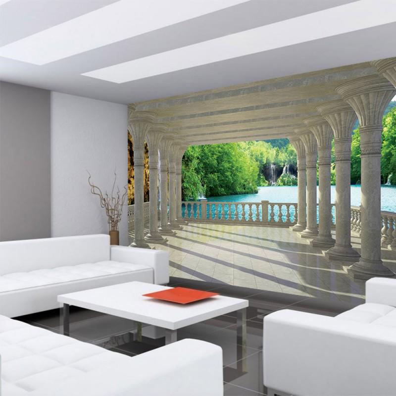 vlies fototapete no 2503 vliestapete liwwing r. Black Bedroom Furniture Sets. Home Design Ideas