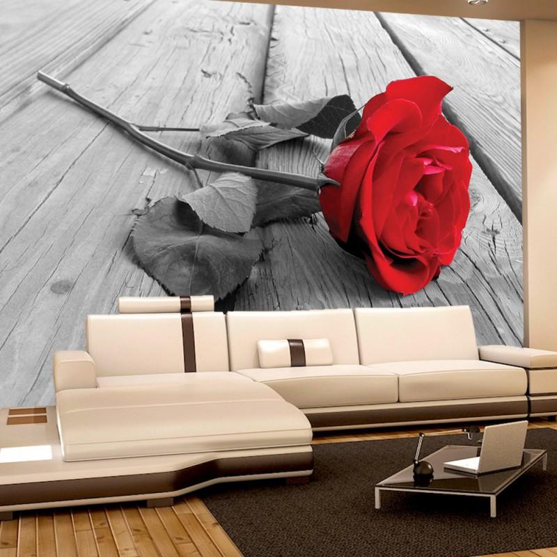Vlies Fototapete No. 2558 | Vliestapete Liwwing (R) Blumen Tapete ...