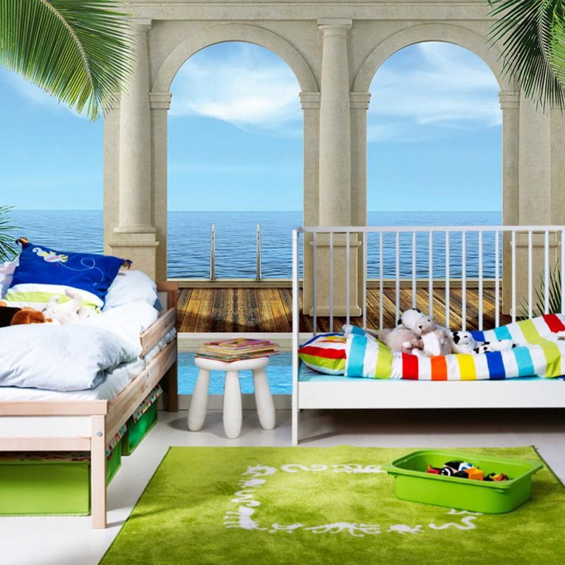 vlies fototapete no 2607 vliestapete liwwing r. Black Bedroom Furniture Sets. Home Design Ideas